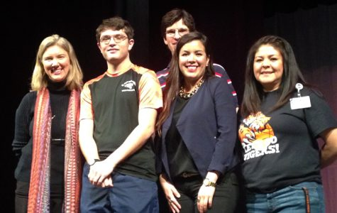AP Assembly Recognizes Students' Hard Work