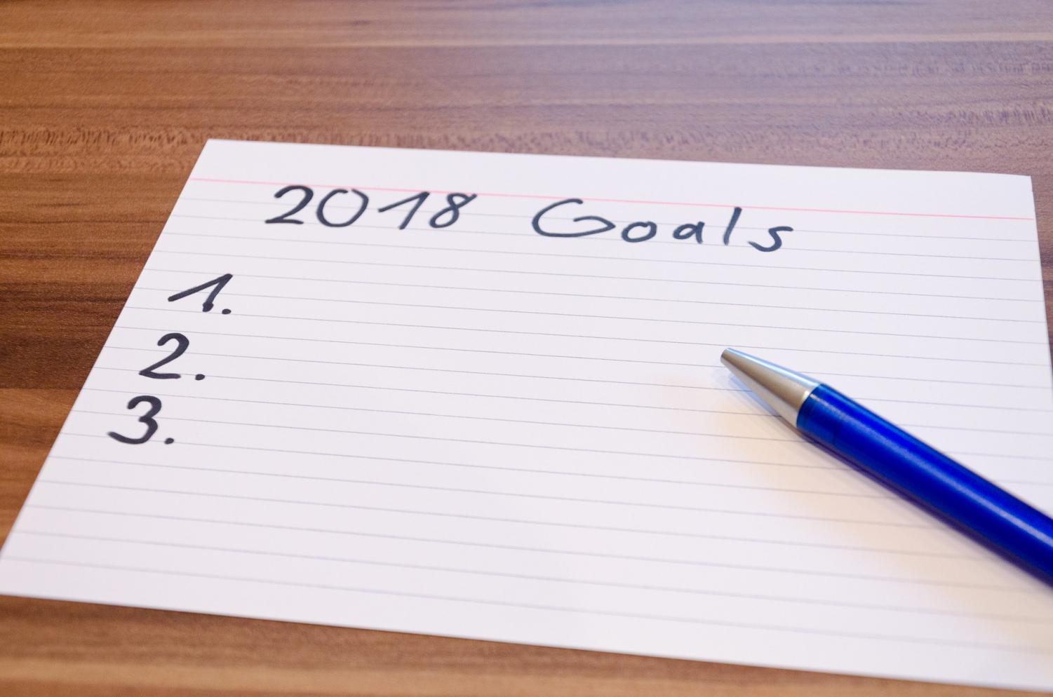 The El Paso High community takes on 2018 with new goals.