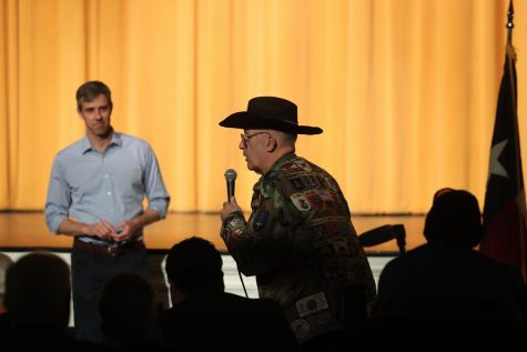 Beto O'Rourke Town Hall At El Paso High Sheds Light On