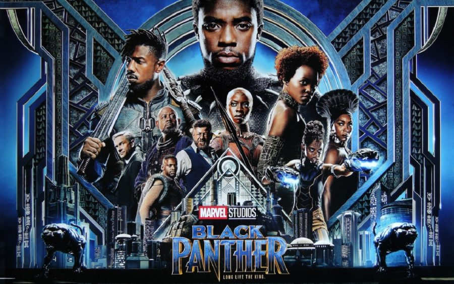 Black Panther, Marvel Studios
