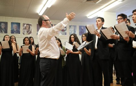 Tiger Choir Earns First Division Ranking At UIL