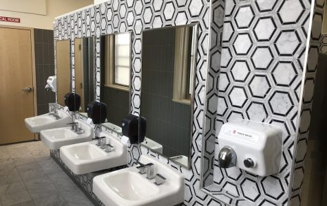The Stink Is Gone: School Restrooms Get A Facelift