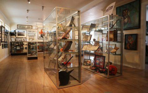 Alumni museum offers passage through history