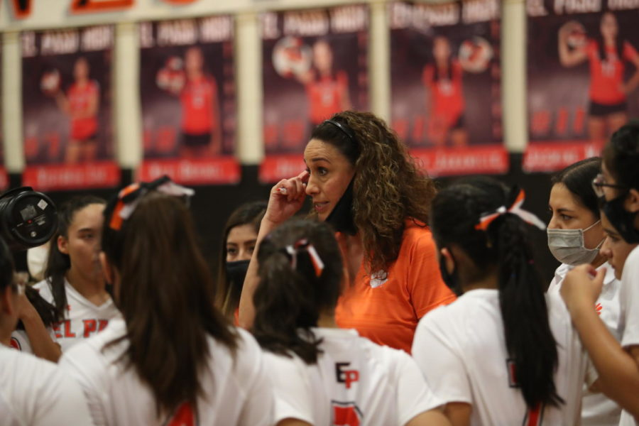 Head coach Yesenia Alarcon-Ortega has been known for her attention to detail when coaching her teams. This years team is attempting to build on last seasons success that led to an area championship for the Tigers.